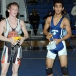 114 lbs  Austin Keough -Warsaw    Abdulgawi Mohamed-Lackawanna