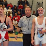 132 lbs  Eric Lewandowski (Landaster) Tom Page (Eden)