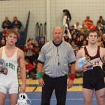 138 lbs  Dan Reagan (Lewiston Porter)   Quinton Murphy (Holley)
