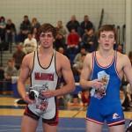 152 lbs  Ben Haas (Salamanca)     Tristan Hamner (Medina)