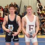 160 lbs  Andrew Wightman(Webster Schroeder) Jake Wisniewski(Eden)