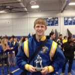Jeff Bloom Aggregate Pin Award  Liam Anderson, Webster Schroeder 5 Pins in 5:41