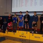 126lbs - Champion: Anthony Orefice (Lockport)