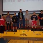 152lbs - Champion: Ryan Kromer (Lew-Port)