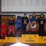 99lbs - Champion: Mitchell Seaver (Lockport)